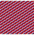Russia flag seamless pattern vector image vector image