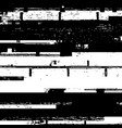 glitch overlay texture vector image vector image