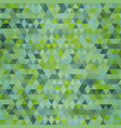 abstract seamless background of triangles vector image