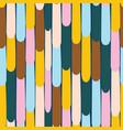dark blue colorful popsicle sticks seamless vector image