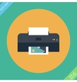 Printer Icon - vector image