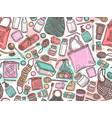 seamless durable zero waste items vector image