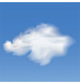 sky and clouds vector vector image