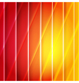 Color Orange And Red Background With Lines vector image