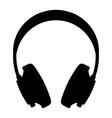 headphones 002 vector image vector image
