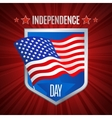 Independence Day vector image vector image