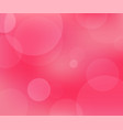 sweet heart abstract background vector image