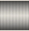 abstract halftone mesh pattern with rhombuses vector image vector image