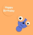 Card to Birthday vector image vector image