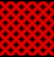Black and red chessboard abstract geometric