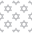 New Judaism seamless pattern vector image vector image