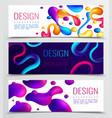 fluid horizontal banners set