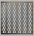 perforated metal mesh vector image