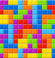 Seamless color blocks background