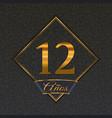 spanish golden number 12 templates