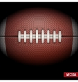 Background of American Football ball