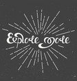explore more on vintage background with light rays vector image vector image