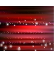 Glowing line background vector image vector image