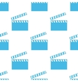 Film seamless pattern vector image vector image