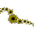 Floral Decoration vector image vector image