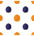 dried apricots and prunes seamless pattern vector image
