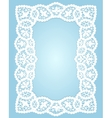 Retro stylish frame vector image vector image