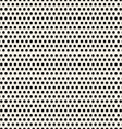 seamless pattern Abstract background round brush vector image