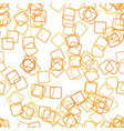 seamless square pattern background - design from vector image vector image