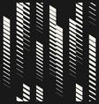 sport pattern urban pattern halftome pattern vector image vector image