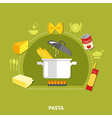 Home Cooking Concept vector image