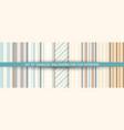 set wallpaper pattern vector image vector image