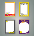 Softball cards vector | Price: 1 Credit (USD $1)