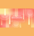 stylish bright abstraction vector image vector image