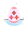 easter egg egg holiday holidays abstract flat vector image