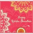 India - Raksha Bhandhan vector image