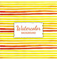 watercolor pattern background vector image