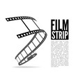 film strip vector image vector image