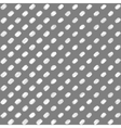 Grey spotted background vector image