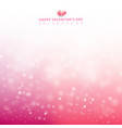 pink light background abstract design vector image vector image