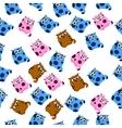 a Cute cat vector image vector image