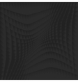 Abstract black background template vector image vector image