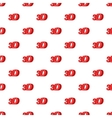 Sign 3d pattern cartoon style vector image