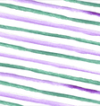 Watercolor Line vector image