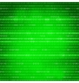 Background in a matrix style Falling random vector image vector image