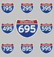 INTERSTATE SIGNS 195-995