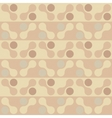 retro chocolate shape seamless pattern eps 8 vector image vector image