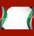 united arab emirates background vector image vector image