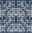 geometrical ornament vector image vector image