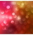 Blurred abstract background vector image vector image