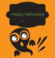 Holidays Happy Halloween vector image vector image